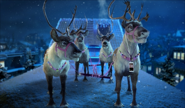 Svyaznoi Reindeers