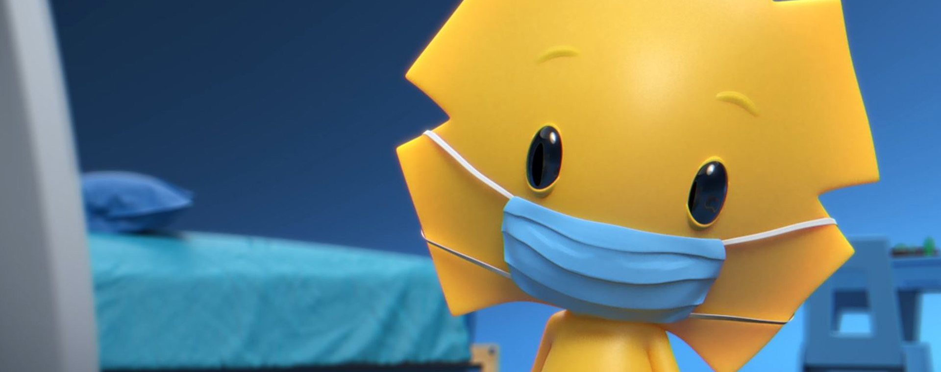 Yellows mask for Thumbnail